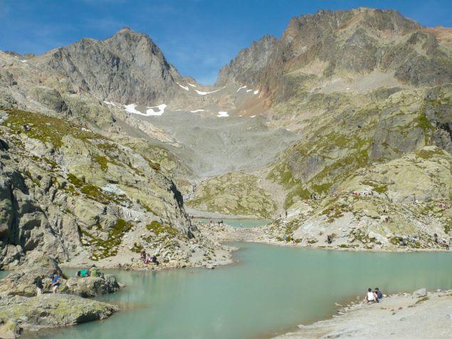 Le Lac Blanc.