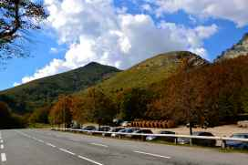 Kierunek pole namiotowe Aquaviva w Calacuccia. Direction le camping Aquaviva à Calacuccia.