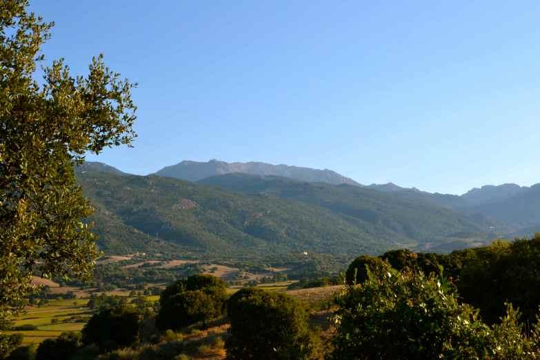 Pobudka na polu namiotowym Tikiti w Propriano, które opuszczamy o godz. 9. Le réveil au camping Tikiti à Propriano que nous quittons à 9h.