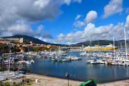 Port Ajaccio.