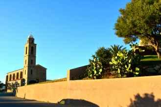 Kościół w Propriano. L'Eglise Notre-Dame de la Miséricorde.