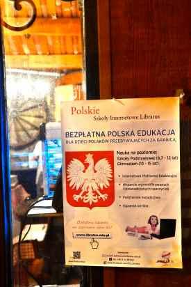 Nasi tu byli, cz.2. Les Polonais sont parmi nous, part 2.
