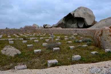 Pierwszy cmentarz – Achiarino. Premier cimetière – Achiarino.