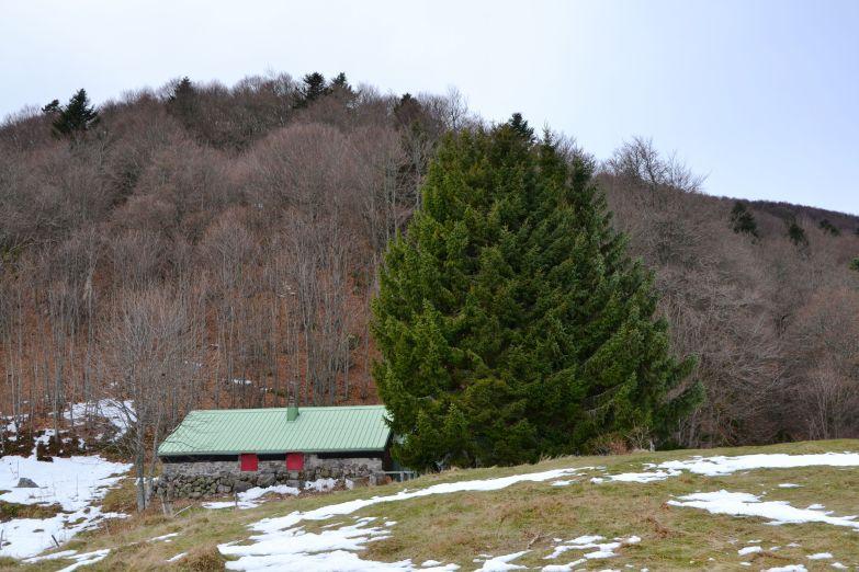 Zdjęcie ze szczytu – Kerbholz (1073 m).