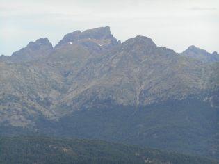 Capu Tafunatu, przelecz Col des Maures i Paglia Orba.
