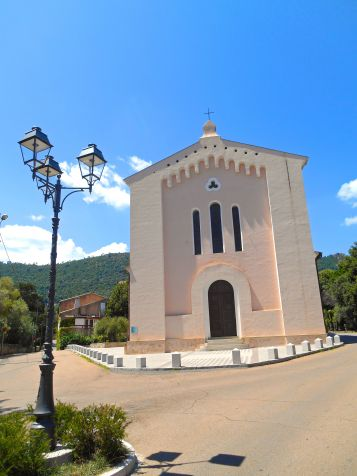 Kościół w Conca.