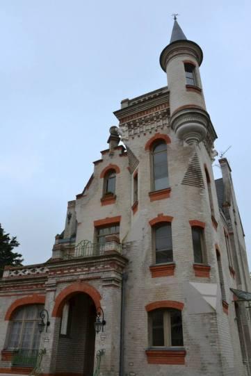 Villa Le Castel.