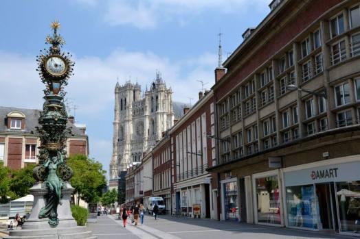 Katedra w Amiens.