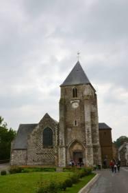 Kościół św. Marcina.