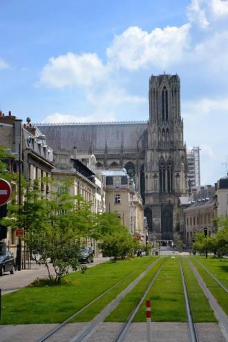 Katedra Reims.