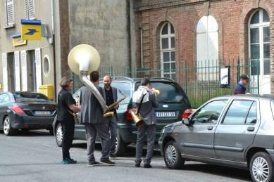 Trafiliśmy na jazzowy weekend.