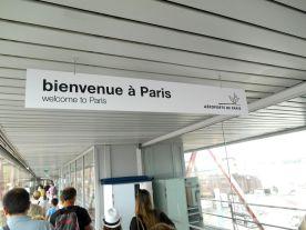 Witamy w Paryżu.