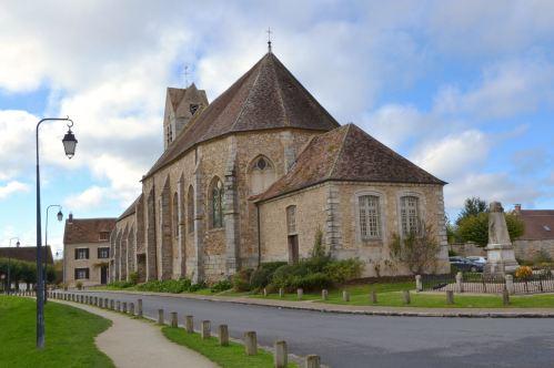 Kościół św. Maurycego.