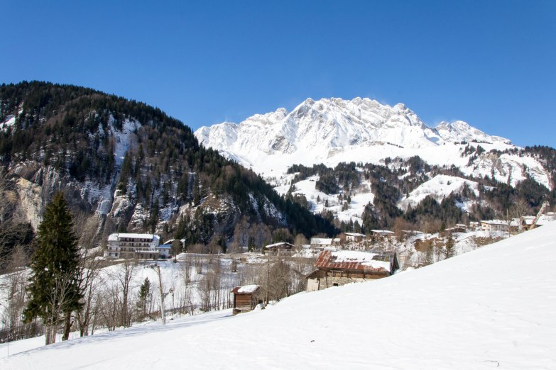 L'Etale (2483 m).