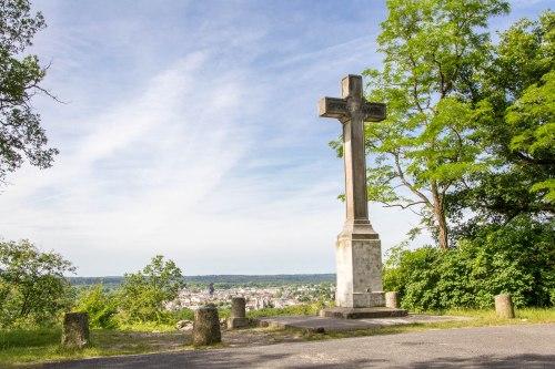 Krzyż pochodzący z 1838 roku.