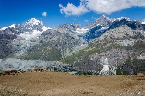 150-ta rocznica zdobycia szczytu Matterhorn (1865-2015).