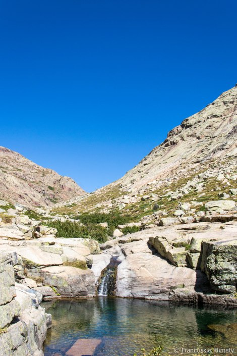 Dolina rzeki Golo.