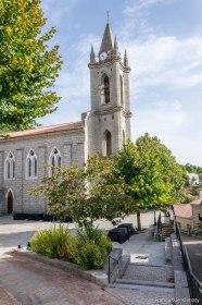 Kościół Wniebowzięcia - Zonza.