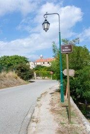 Zatrzymujemy się na krótko w Salenzarze, a następnie jedziemy do miasteczka Aléria.