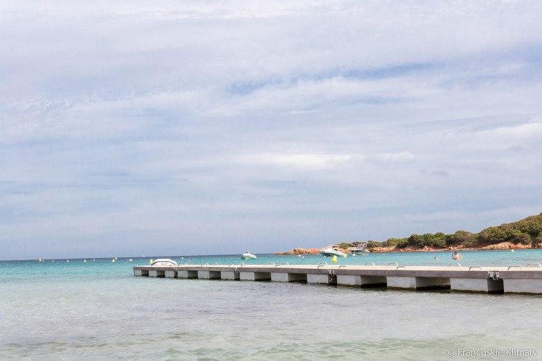 Plaża Rondinara.