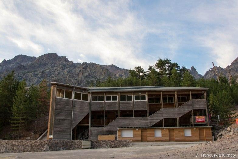Asco Stagnu - baza narciarska.