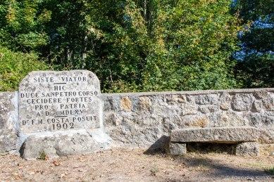 Bastelica - miejsce urodzin Sampiero Corso - 23.05.1498 r.