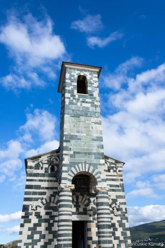 Kościół Saint-Michel w Murato.