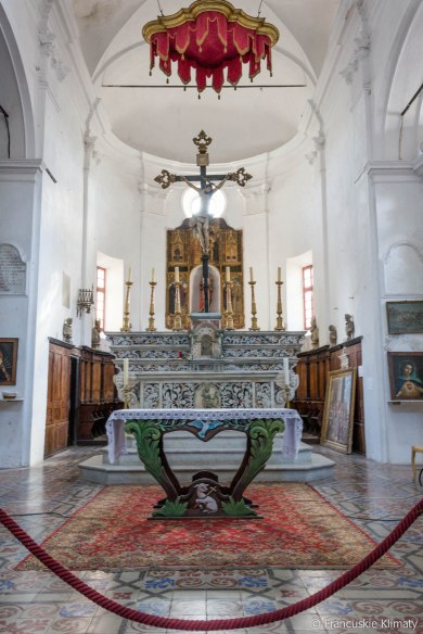 Kościół znajdujący się na terenie cytadeli.