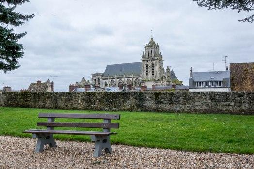 Kościół Saint-Gervais-Saint-Protais.
