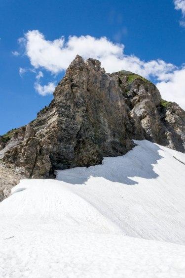 Aiguille de Salenton (2671 m).