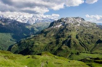 Pointe Noire de Pormenaz (2323 m).