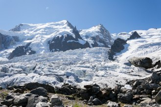 Mont Blanc du Tacul i Mont Maudit.