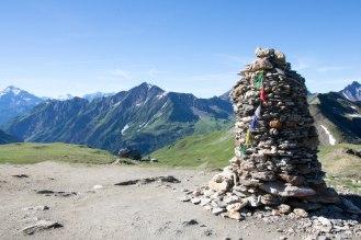 Col de la Croix du Bonhomme (2479 m).