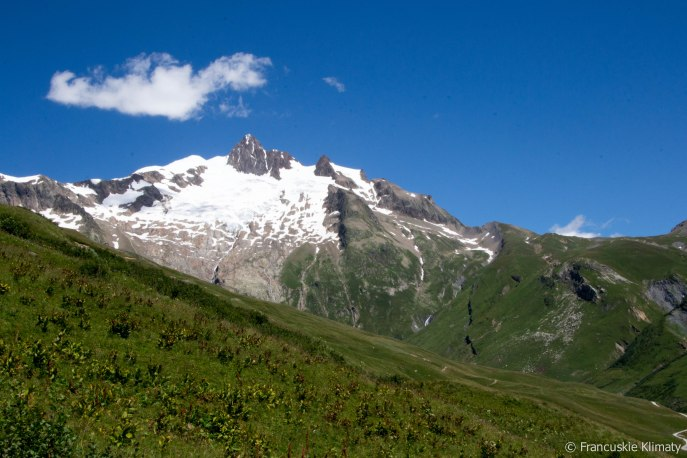 Aiguille des Glaciers.