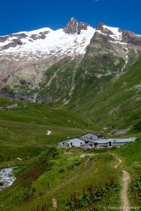 Ville des Glaciers.