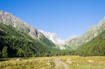 Col des Ecandies (2796 m).