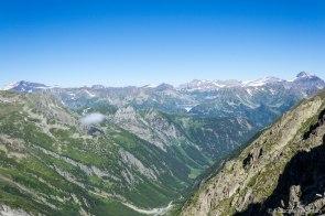 Grań francusko-szwajcarska (Mont Buet, Le Cheval Blanc).