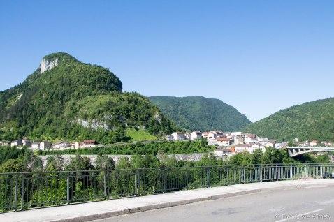 Saint-Claude (departament Jura).