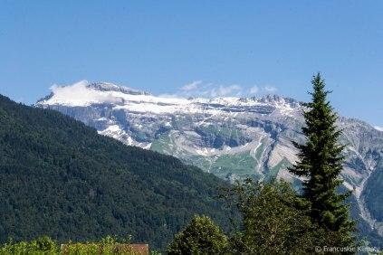 Mont Buet (3096m).