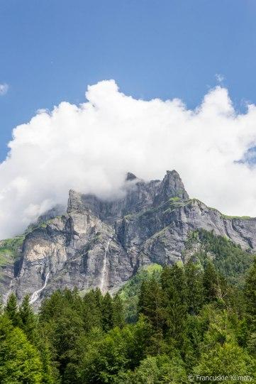 Pic de Tenneverge (2 989 m).