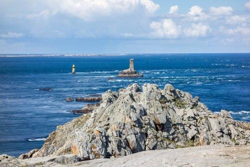 La Vieille oraz wyspa Sein.