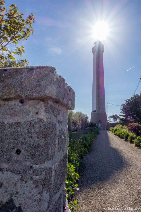 Latarnia morska Trézien. Le phare Trézien.