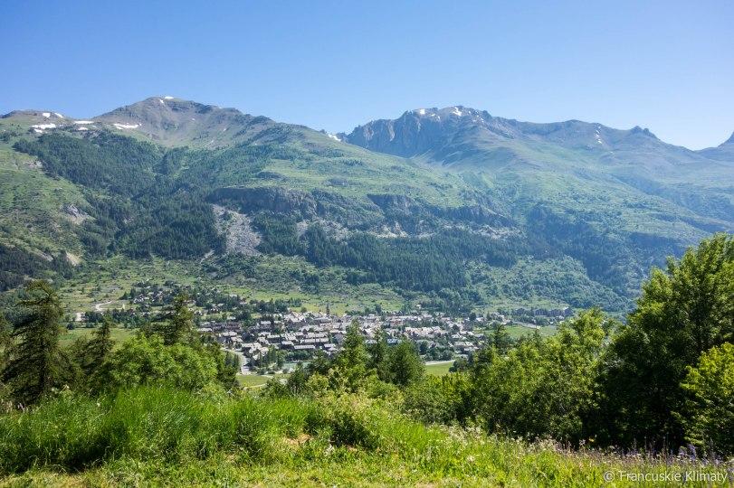Le Monêtier-les-Bains.