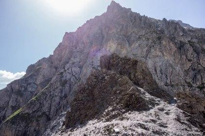 Przełęcz la Muzelle.