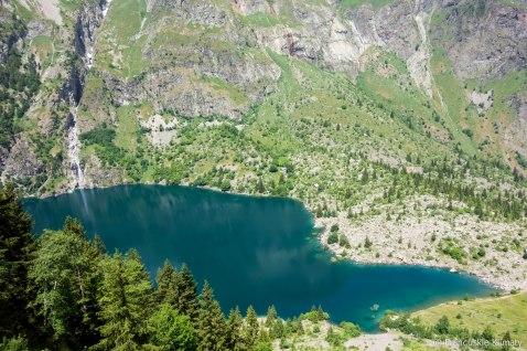Jezioro Lauvitel.