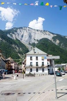 Bourg d'Oisans.