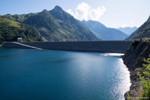 Le Lac de Grand'Maison.