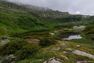 Jezioro Pormenaz.