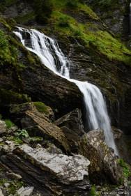 Cascade de la Sauffaz.